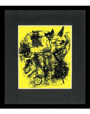 Gouache 778 | Theo Wolvecamp (1925 – 1992)