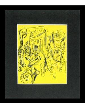 Inkttekening 779 | Theo Wolvecamp (1925 – 1992)