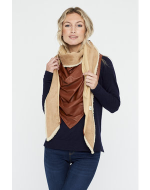 Spicy Scarves Sjaal Mahogany | Spicy Scarves