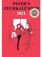STRAATEN*PETER'S ZEURKALENDER 2021