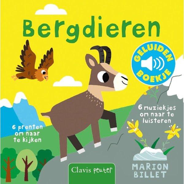Bergdieren ( Geluidenboekje)