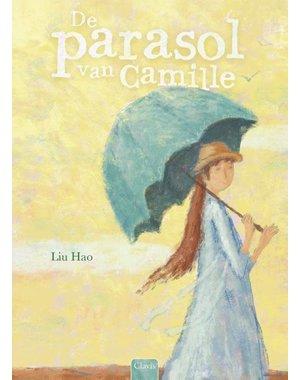Hao, Liu De parasol van Camille