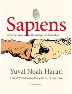 Sapiens graphic novel