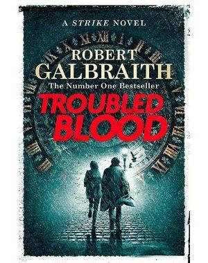Robert Galbraith, Troubled Blood