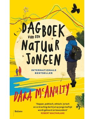 McAnulty, Dara Dagboek van een natuurjongen