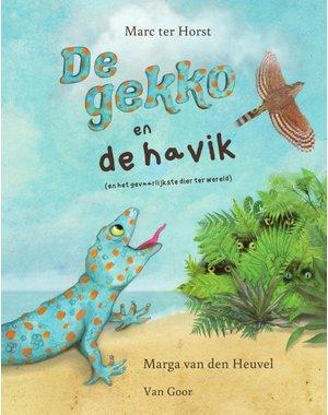 Horst, ter Marc De gekko en de havik