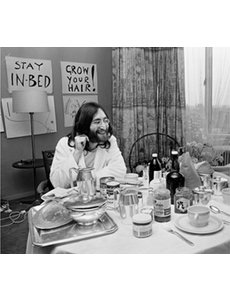 Nico Koster Foto John Lennon & Yoko Ono  no. 004