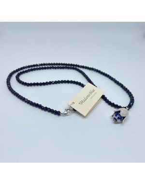 Ketting - Tulp zilver | Madame Blue