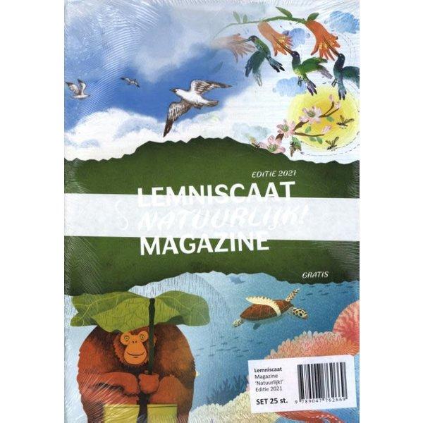 Lemniscaat Natuurlijk Magazine 2021