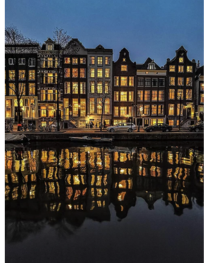 Arden Photography Foto 'Ambassade Night Reflections' | Arden Photography