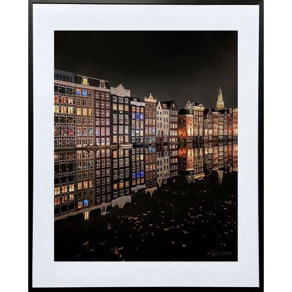 Arden Photography Foto 'Damrak Houses'   Arden Photography