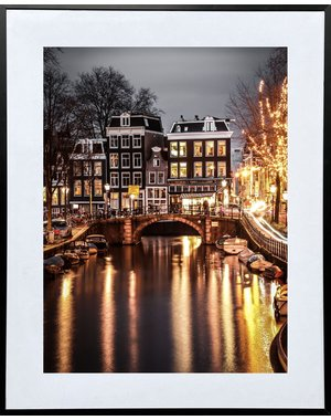Arden Photography Foto 'Golden Nights of Amsterdam' | Arden Photography