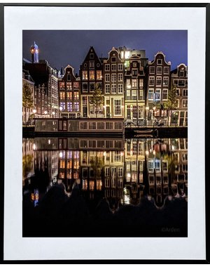Arden Photography Foto 'Amsterdam Dancing Houses' | Arden Photography
