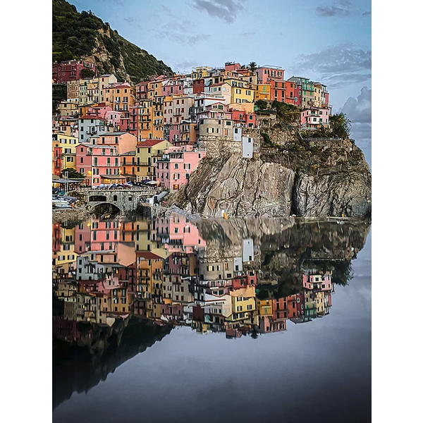 Arden Photography Foto 'Cinque Terre Reflections'   Arden Photography
