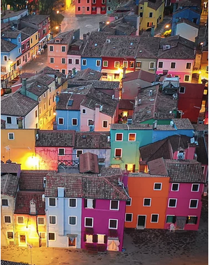 Arden Photography Foto 'Burano by Night' | Arden Photography