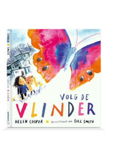 Cooper, Helen Volg de vlinder