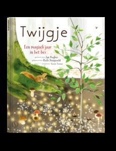 Hughes, Jan Twijgje: een magisch jaar in het bos