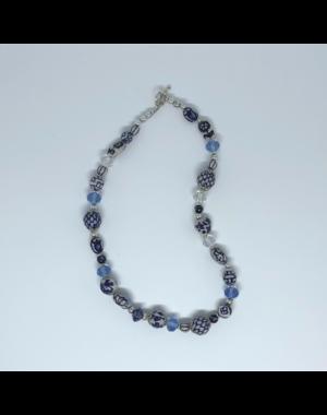 Madame Blue Ketting | Glas