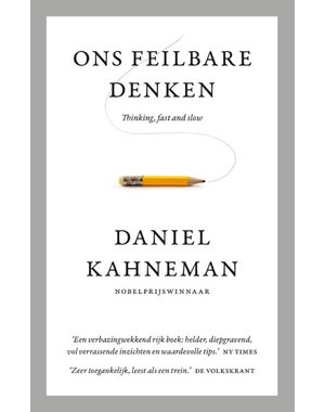 Kahneman, Daniel Ons feilbare denken