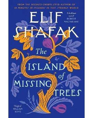 Shafak, Elif The Island of missing trees