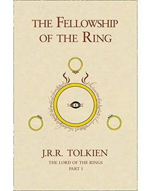 J.R.R Tolkien The Lord of the rings: The Fellowship of the Ring (1)