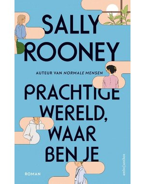 Rooney, Sally Prachtige wereld, waar ben je