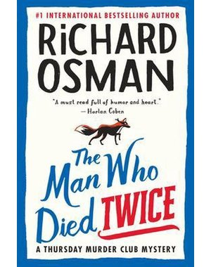 Osman, Richard, The man who died twice