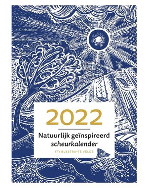 Natuurlijk geïnspireerd scheurkalender 2022