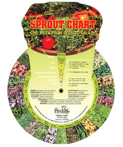 Tribest Sproutman Turn-the-Dial Sprout Chart