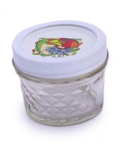 PB Part   4 Mason Jars (120 ml)