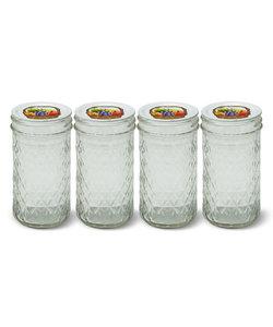 PB Part   4 Mason Jars (340 ml)