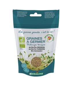 Alfalfa / Cress Bio Germ'line 150gr