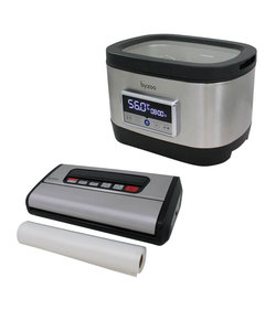 Byzoo Sous vide container SV02 + Vacuum sealer VS02 + Accessories
