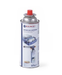 Hendi Butane Gas Cylinders (Set of 4)