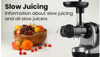 Slow Juicing