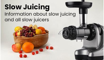 Slow Juicing