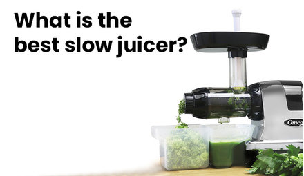 What is the best slow juicer?