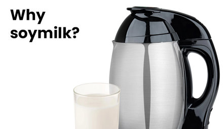 Why soymilk?