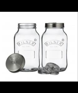 Kilner Fermenter Set (1 Liter)