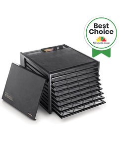 Excalibur 9 Trays Dehydrator black (with timer)