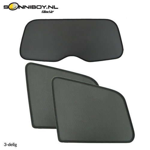 Sonniboy zonneschermen Sonniboy zonneschermen Fiat Grande Punto 3 deurs bouwjaar 2005 t/m 2012