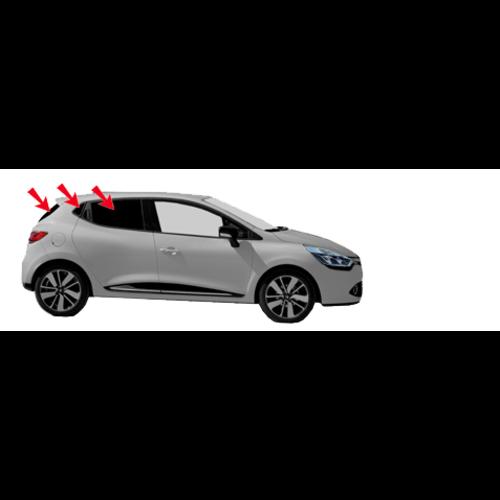 Sonniboy zonneschermen Sonniboy zonneschermen Renault Clio 5 deurs bouwjaar 2012 t/m 2019