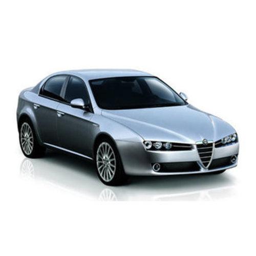 Autozonwering voor de Alfa Romeo 159