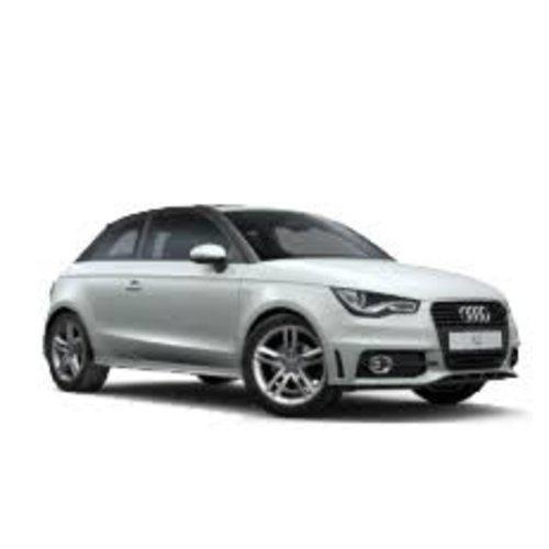 Autozonwering voor de Audi A1