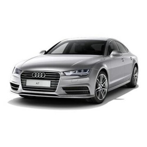 Autozonwering voor de Audi A7