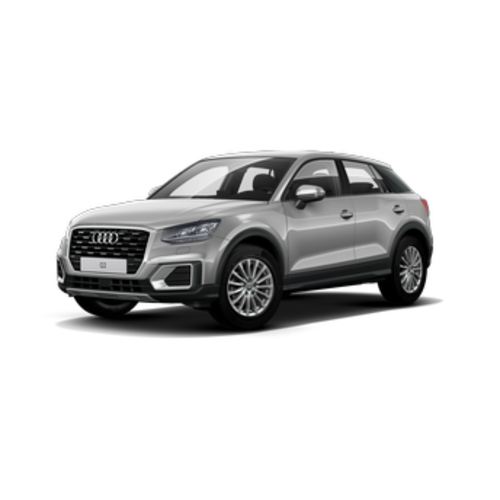 Autozonwering Audi Q2