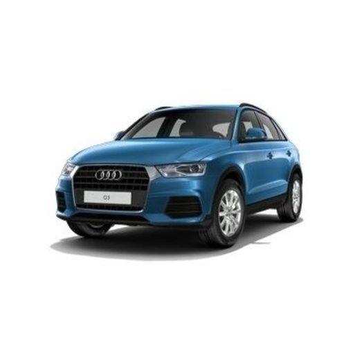 Autozonwering voor de Audi Q3