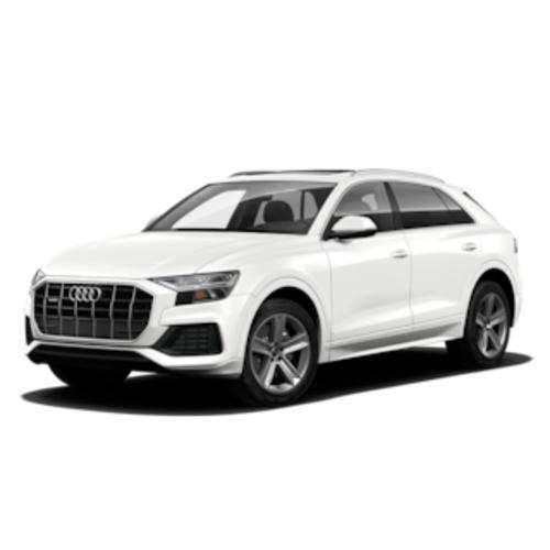 Autozonwering voor de Audi Q8