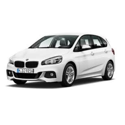 Autozonwering voor de BMW 2 serie
