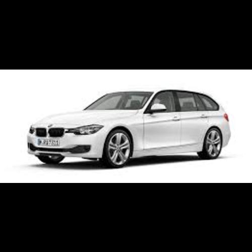 Autozonwering voor de BMW 3 serie